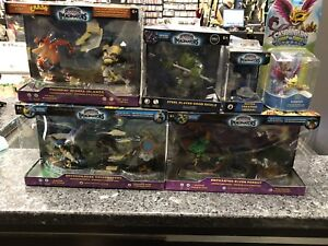 Skylanders sets in packages of 6