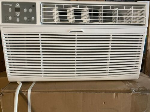 Koldfront WTC12001W 12,000 BTU 230V Through The Wall Air Conditioner w/Heat