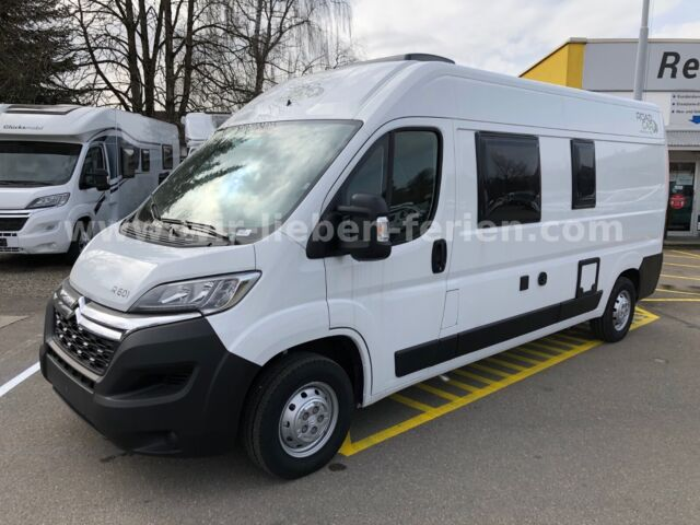 ROADCAR R601 Citroen 140PS 3,5t 3.Bett CPPlus