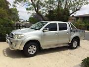 2009 Toyota Hilux SR5 Dual Cab Automatic Diesel Ute Salter Point South Perth Area Preview
