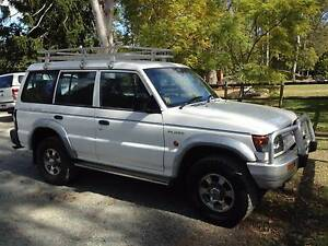 2000 Mitsubishi Pajero Wagon Upper Brookfield Brisbane North West Preview