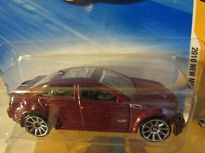 Hot Wheels '09 Cadillac CTS-V 2010 New Models