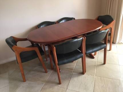 Dining Room Table - Tasmania Oak