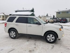 2012 Ford Escape XLT Winter ready
