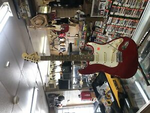 Fender squier strat  made in China 04