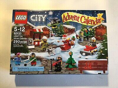 LEGO 60133 City Advent Calendar 2016 (Retired) - NEW NIB