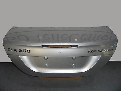 Mercedes CLK W209 Cabrio Heckklappe Kofferraumdeckel Kofferraumklappe silber 744