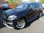 Mercedes-Benz GL 63 AMG 4Matic AMG Driver´s DESIGNO PANO B&O