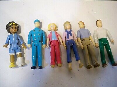 Fisher Price Sweet Streets People Figures Dolls Lot