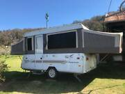 2006 Jayco Swan Pop Top Caravan Greta West Wangaratta Area Preview