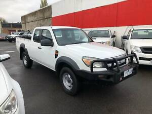 2009 Ford Ranger XL 4X4 Manual Ute Lilydale Yarra Ranges Preview