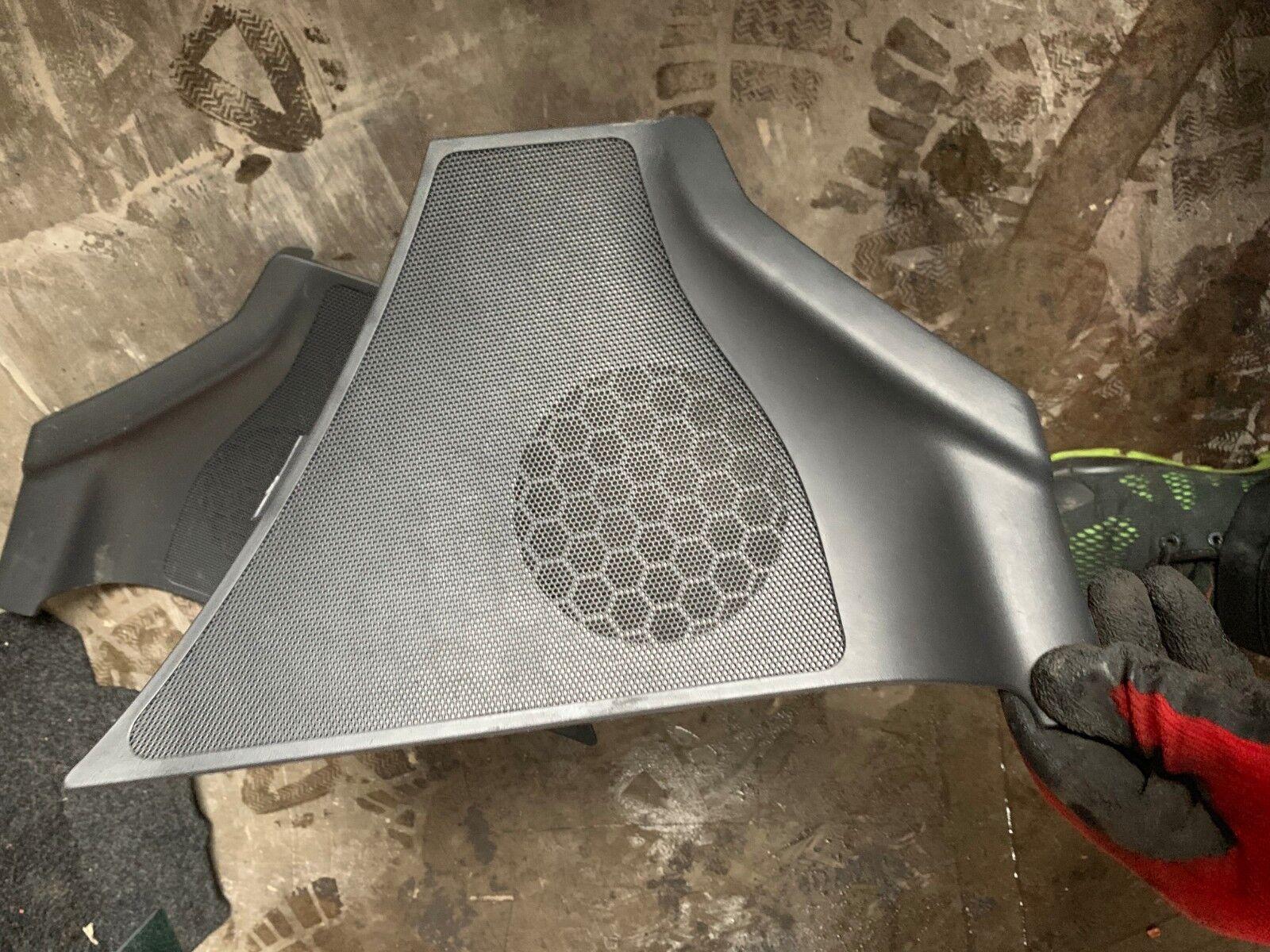 Cover Inner Cover Fairing Speaker Renault Megane II Left Front Vl