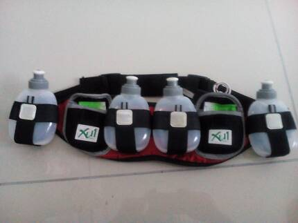 RACEMATE 170 MM 4 bottle hydration belt. $33 Inc Postage Byford Serpentine Area Preview