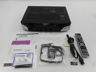 Marantz NR1200 - 2-Channel Home Theater Amp AV Receiver w/ Wi-Fi and Bluetooth