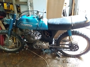 1978 Suzuki A100 Blackwood Moorabool Area Preview