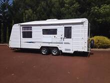 Western Family Caravan with 3 Bunks Gelorup Capel Area Preview