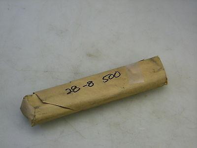 Superior Hone Stone Set Dm-28-8 500 Grit Fine For Short Hole Mandrel