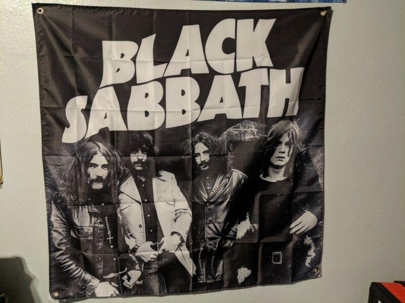 Black Sabbath Flag 4