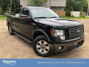 2011 Ford F-150 FX4 SuperCrew 145   Heated Mirrors   Moonroof