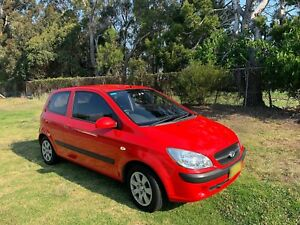 For Sale: Single Owner Reliable 2010 Hyundai Getz