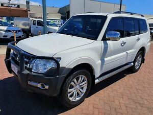 2015 Mitsubishi Pajero GLX LWB (4x4) South Burnie Burnie Area Preview