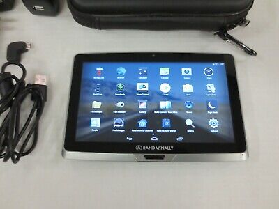 Rand McNally TND T70 TABLET Truck GPS Lifetime Maps/Traffic (Nice)