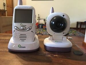 Baby monitor and digital thermometer. South Perth South Perth Area Preview