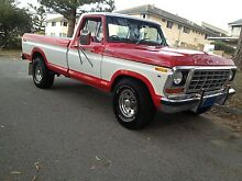1978 Ford F250 Ute Yass Yass Valley Preview