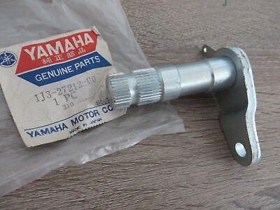 <em>YAMAHA</em> SPROCKET SHAFT FOR BRAKE PEDAL XS500 SHAFT BRAKE PEDAL ORIGINAL