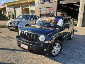 2010 Jeep Patriot SPORT Automatic FROM $45 PW FINANCE EASY TODAY ! Slacks Creek Logan Area Preview