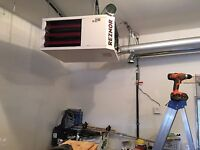 Furnace installation & repairs!