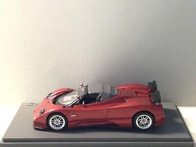 Spark 1:43 Pagani Zonda Spyder Dark Red Modell Nr.S0197