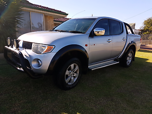Mitsubishi Triton GLXR 2008 MY09 Cannington Canning Area Preview