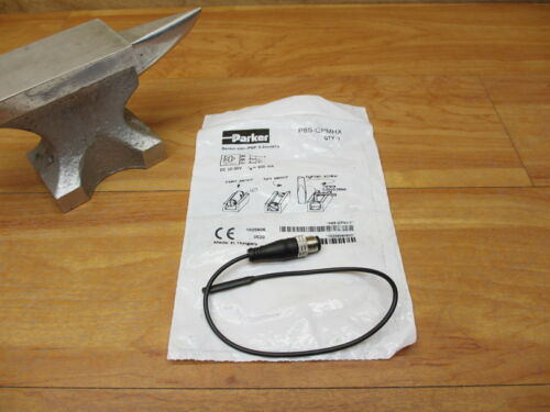 Parker P8S-GPMHX *New Opened Package* Proximity Sensor Switch