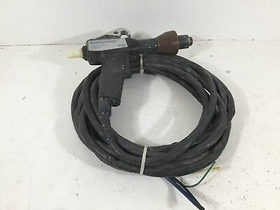 Nordson Aerocharge Powder Coat Gun 1017296a