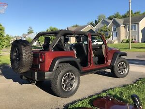 Jeep Wrangler Rubicon 4 Door Loaded For Trade or Sale