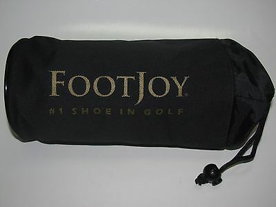 FootJoy Valuables Bag Insulated Drink Water Restrain Holder Clips to Golf Bag