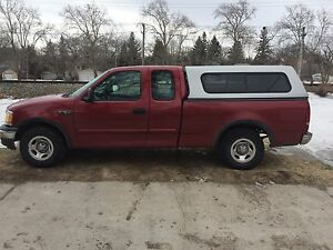 2001 Ford F-150 XL (Safetied)