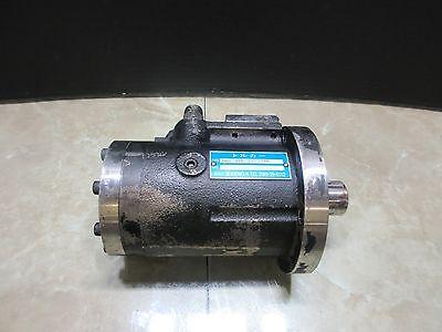 Matsuura Cnc Vertical Mill Motor Mrc-s28-1v-175b A6f-0506-01