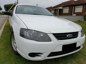 07 FORD FALCON FACTORY 1 TON / LPG 4 SPEED SPORTS AUTO ..MAKE AN OFFER