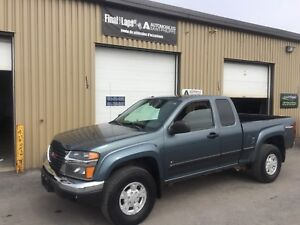 2006 GMC Canyon  4x4 Automatique a/c K-CAB Clean