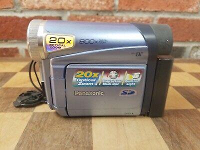 Panasonic Digital Multi camcord 20X, 800X digital zoom