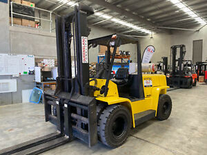 Hyster H7.00XL Hyster 7.00 ton with F/P & S/S LPG / Petrol Counterbalance Luscombe Gold Coast North Preview