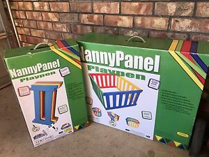 Nanny Panel Playpen Craigmore Playford Area Preview