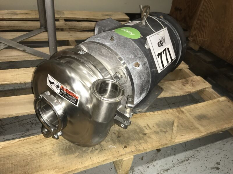"WAUKESHA 2065 CENTRIFUGAL PUMP 2-1/2""INLET X 2""OUTLET 10HP 208-230/460V 60Hz"
