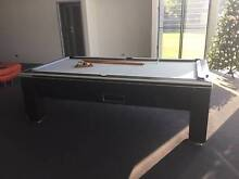 Pool Table 8ft X 4ft Ball Return Slate base Perfectly Straight. Adamstown Heights Newcastle Area Preview