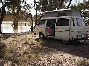 Volkswagon Trakka Campervan Heybridge Central Coast Preview