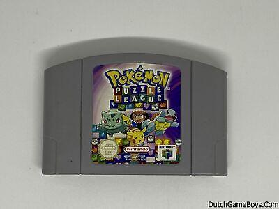 Pokemon Puzzle League - EUR - Nintendo 64 - N64