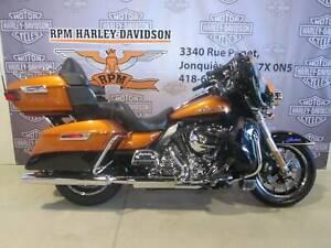 2014 Harley-Davidson FLHTK Touring
