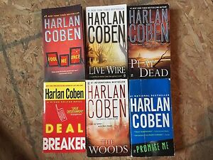Various books by various authors